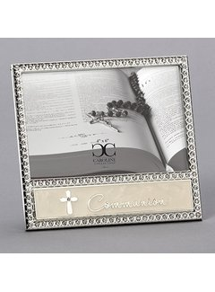 "Communion Frame with Rhinestones 6""H"