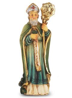 St. Patrick Statue & Prayer Card