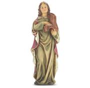 St.Cecilia Statue & Prayer Card