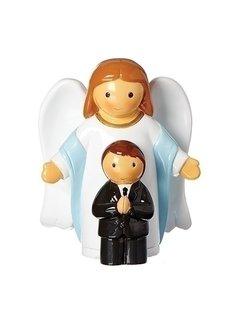 "3""H ANGEL WITH COMMUNION CHILD"