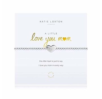 a little LOVE YOU MOM - bracelet