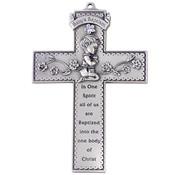 "5"" Baptism Standing Cross"