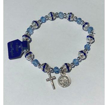 Italian Crystal Bracelet