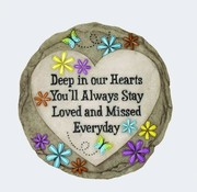 Deep In Our Hearts Stepping Stone