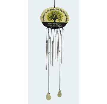 Family Tree Wind Chime