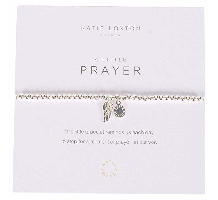 a little PRAYER - bracelet