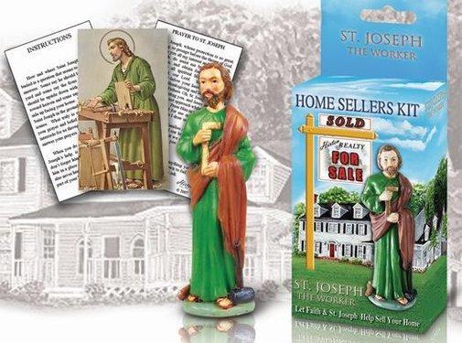 Sacred Heart Gifts & Apparel St. Joseph Home Seller Kit
