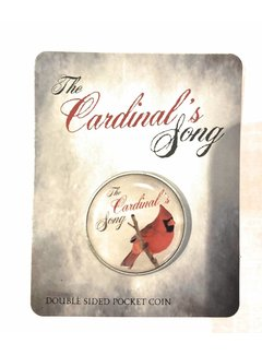 The Cardinals Song Pocket Coin w/ Verse Card