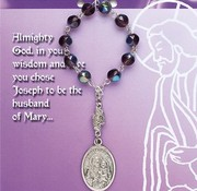 Sacred Heart Gifts & Apparel Difficult Times Foreclosure and Home Sale Rosary