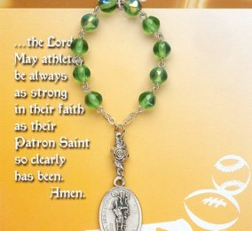Difficult Times Athletes Rosary