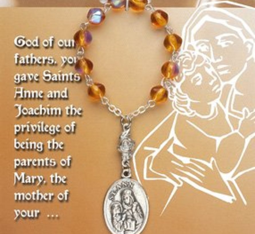 Difficult Times Infertility Rosary