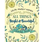 All Things Bright & Beautiful Coloring Book