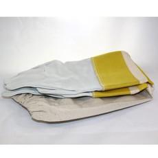 Gloves Beekeeping Leather Medium