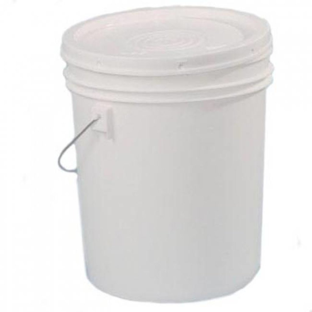 Five Gallon Bucket w/Lid