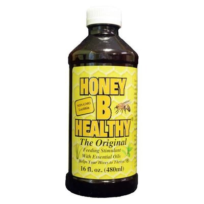 Honey B Healthy HBH 16fl oz