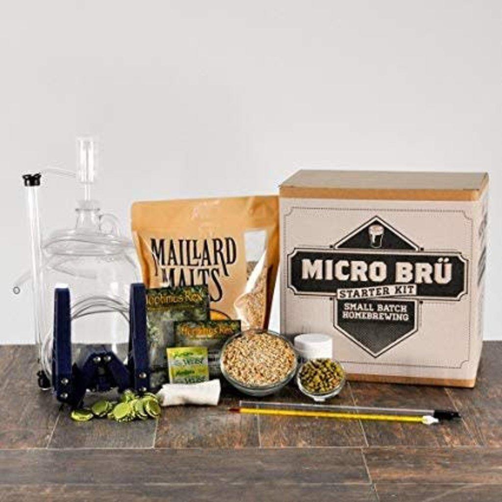 Micro Bru/Beer Making Kit