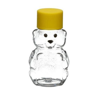 Mini Bears w/lids 24ct