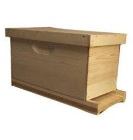 Nuc Box Wooden Top  (no frames)