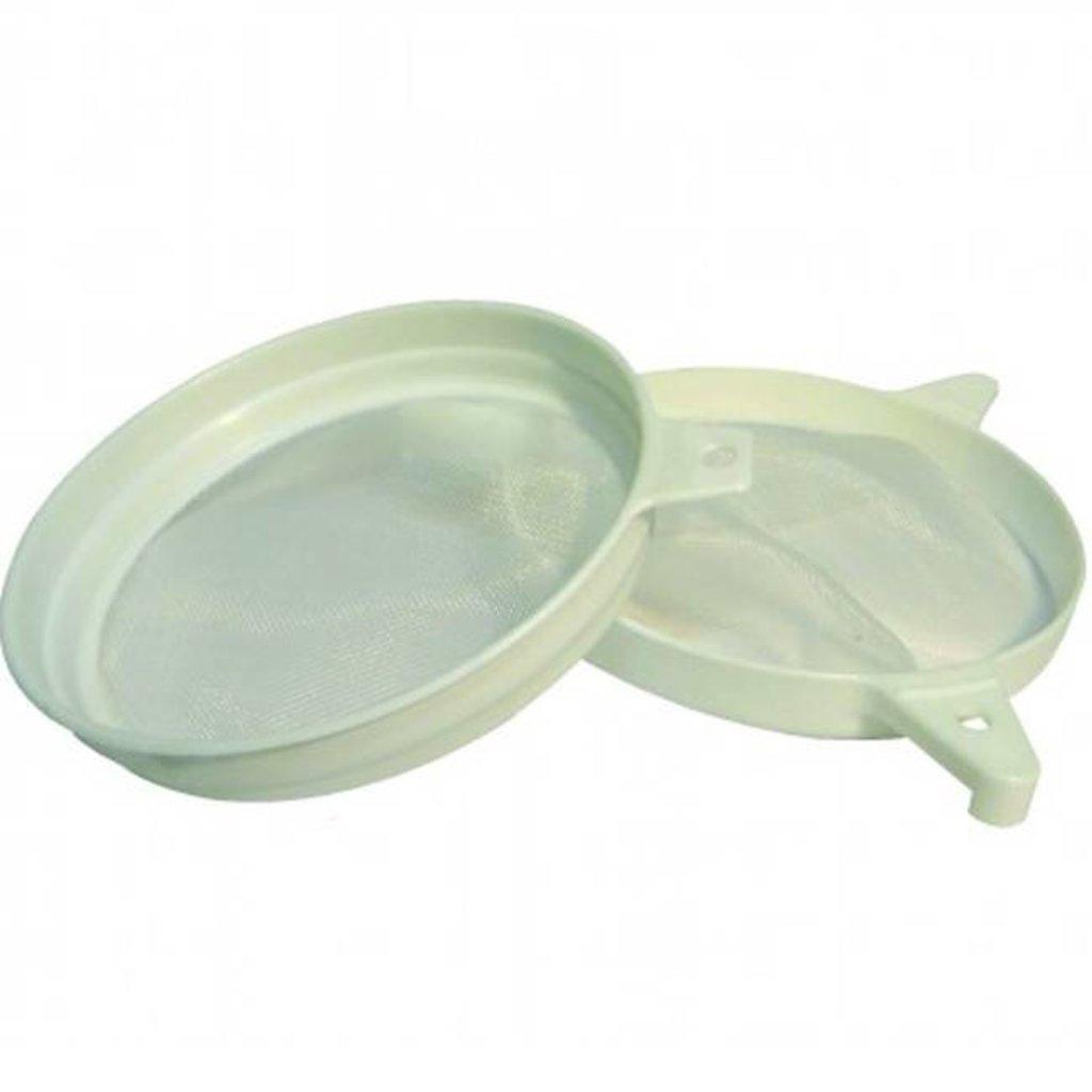 Strainer Double Sieve Plastic