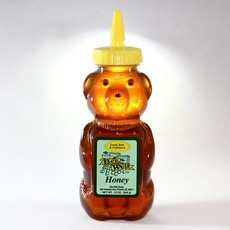 Wildflower Honey Bear 12oz