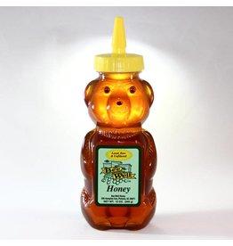 Wildflower Honey Bear 12oz