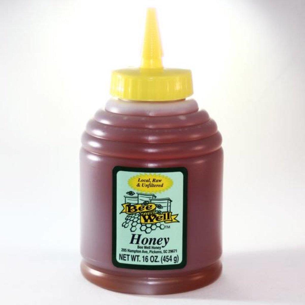 Wildflower Honey Skep 16oz