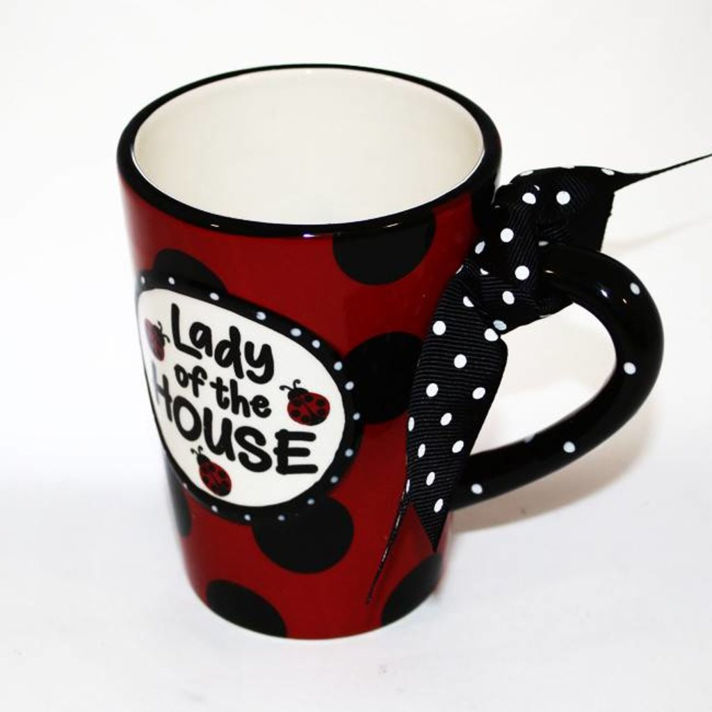 "Mug ""Lady of the House"""