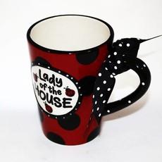"""Mug """"Lady of the House"""""""