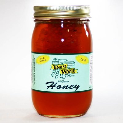 Wildflower Honey 22oz Comb