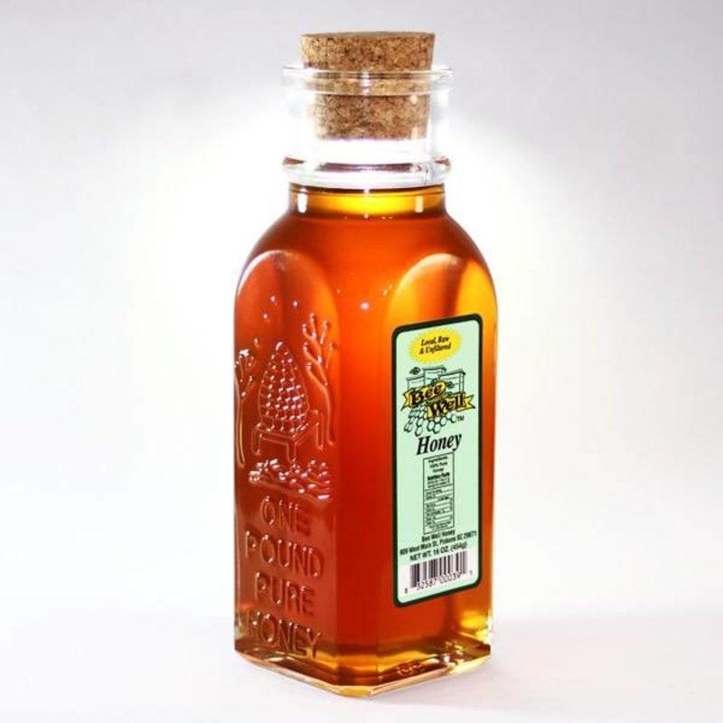Wildflower Honey - Muth Jar