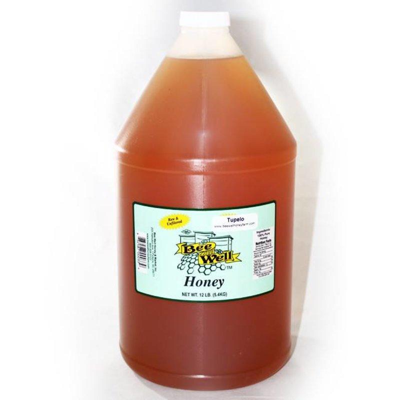 Bee Well Honey Tupelo Honey 12lb
