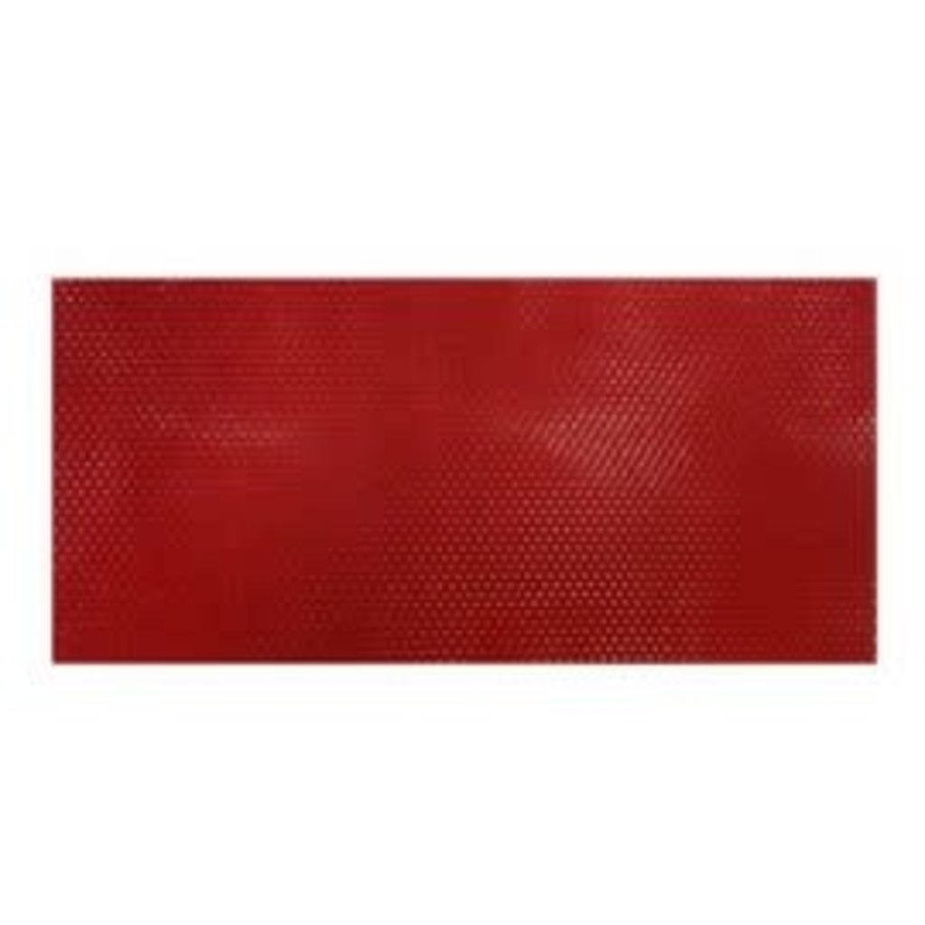 Sheet Wax Red 4pk