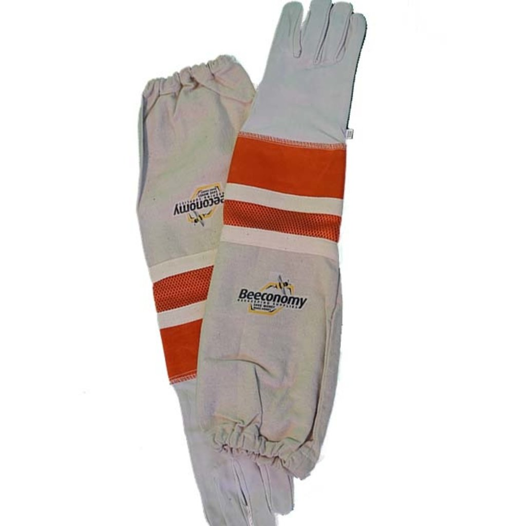 The Bee Lady/BE Gloves - Cow Hide