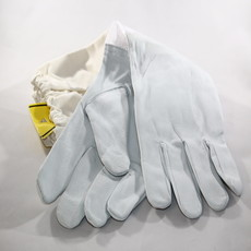 Gloves Beekeeping Goatskin Large