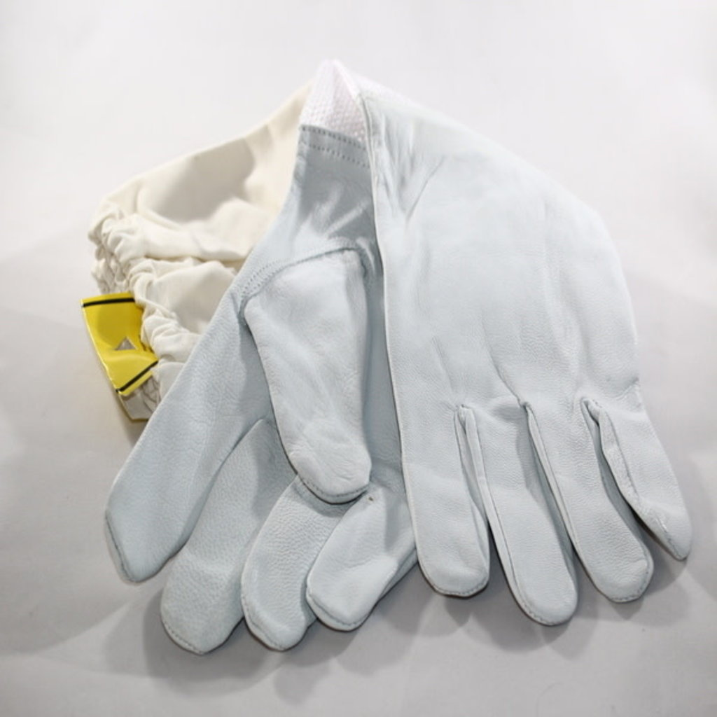 Gloves Beekeeping Goatskin Medium