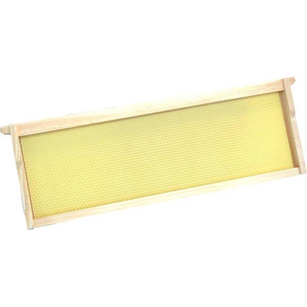 Assembled Premier Medium Frame with heavy wax