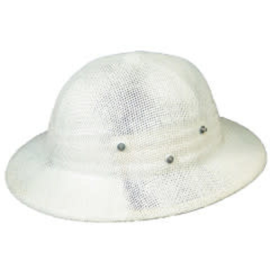 Helmet Ventilated Sun White