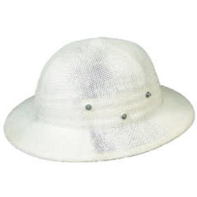 Helmet Ventilated Sun White