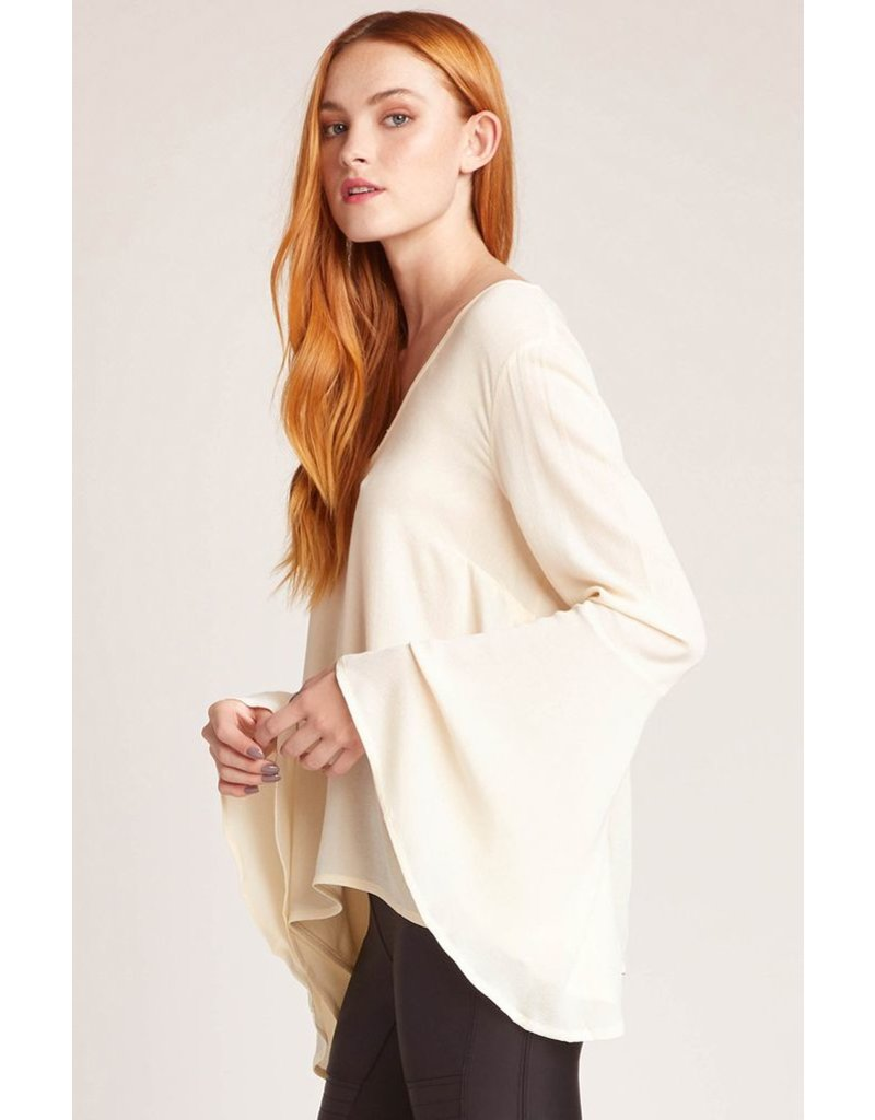 bb dakota bb dakota bell sleeve top
