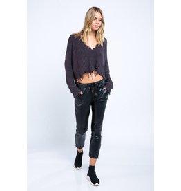 flight lux skylar madison faux leather pants