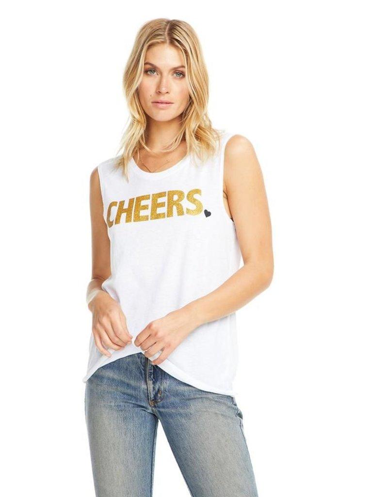 chaser chaser sleeveless 50/50