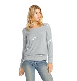 chaser chaser cozy knit pullover