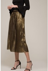 moon river moon river pleated skirt