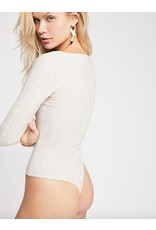 free people free people beside me bodysuit