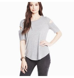 chaser chaser la vented arm sleeve tee