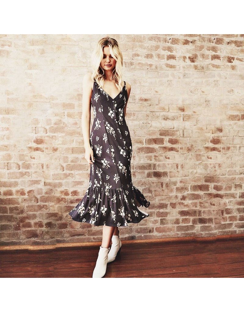somedays lovin somedays lovin midi dress