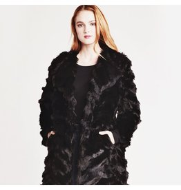 bb dakota bb dakota it's all happening faux fur coat