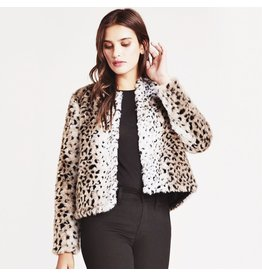 bb dakota bbdakota wild thing snow leopard jacket