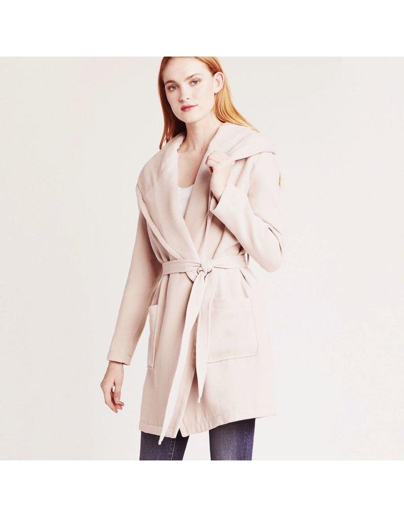 bb dakota bbdakota that's a wrap hooded coat