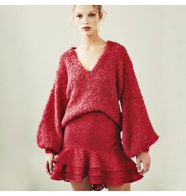 cameo c/meo coco knit jumper